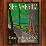 Congaree National Park by Kara Gunter for See America - 2