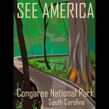 Congaree National Park by Kara Gunter for See America - 3