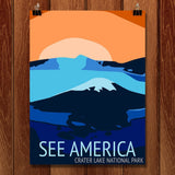 Crater Lake National Park by Tamela Maciel for See America - 1