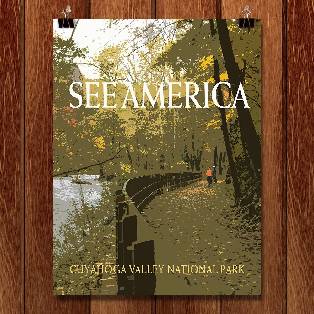 Cuyahoga Valley National Park by Jeffrey Sturm for See America - 1