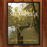 Cuyahoga Valley National Park by Jeffrey Sturm for See America - 2