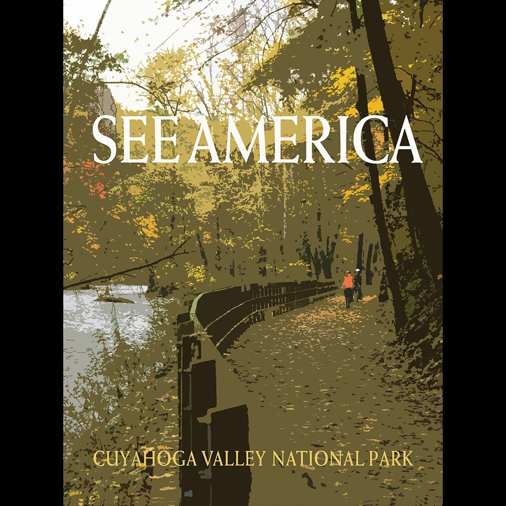 Cuyahoga Valley National Park by Jeffrey Sturm for See America - 3