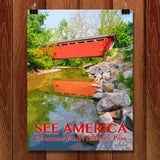 Cuyahoga Valley National Park by Zack Frank for See America - 1