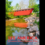 Cuyahoga Valley National Park by Zack Frank for See America - 3