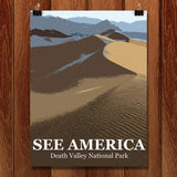 Death Valley National Park by Bill Vitiello for See America - 1