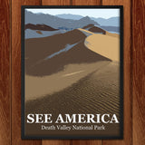 Death Valley National Park by Bill Vitiello for See America - 2