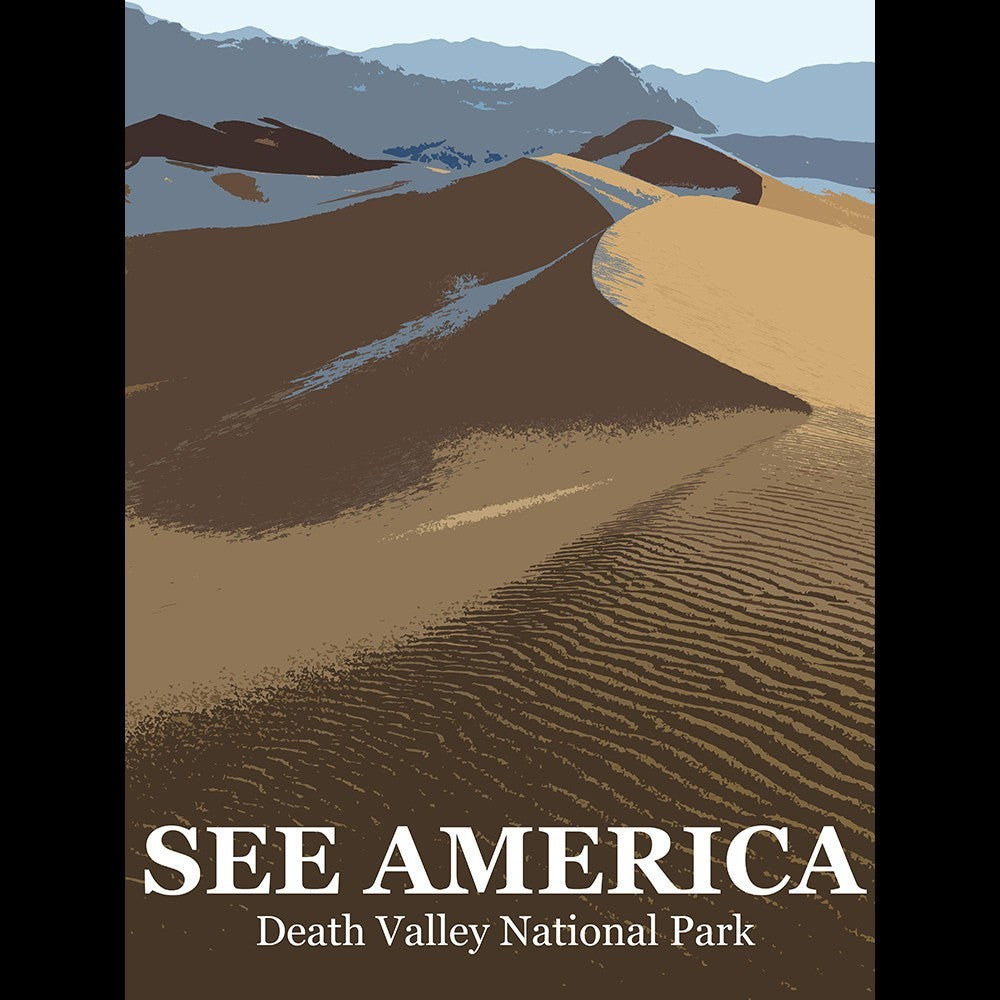 Death Valley National Park by Bill Vitiello for See America - 3