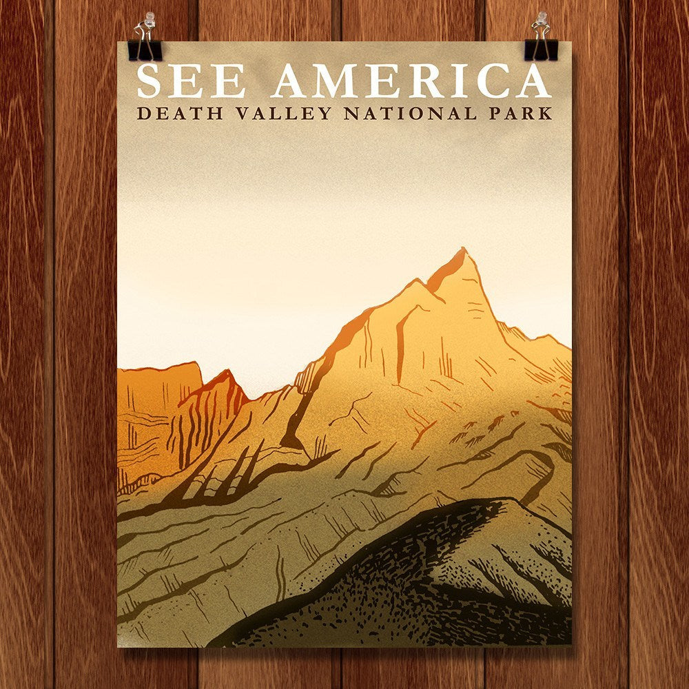 Death Valley National Park by Elizabeth Beier for See America - 1