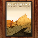 Death Valley National Park by Elizabeth Beier for See America - 2