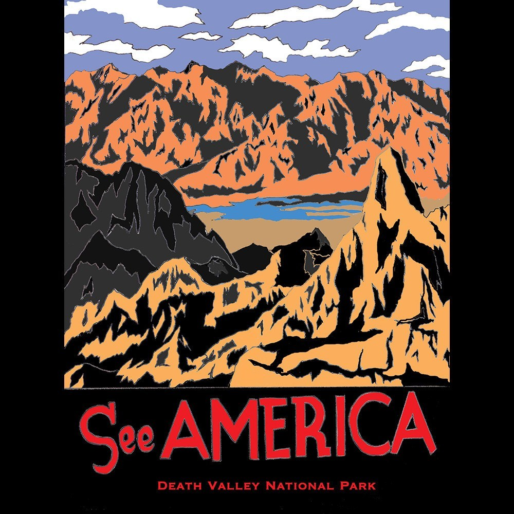 Death Valley National Park by Joshua Sierra for See America - 3