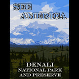Denali National Park and Preserve by Eitan S. Kaplan for See America - 3