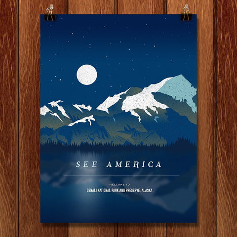 Denali National Park and Preserve by Jenn Brigham for See America - 1