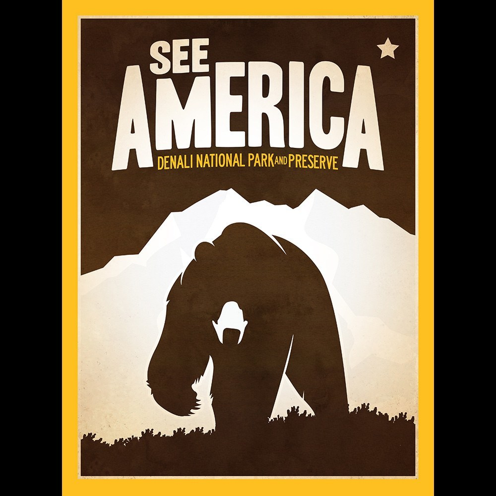 Denali National Park and Preserve by Matt Brass for See America - 3