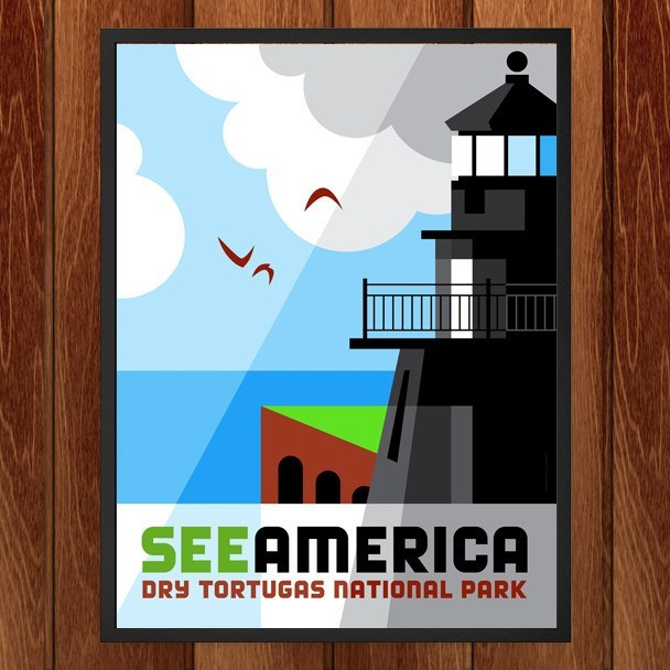 Dry Tortugas National Park by Luis Prado for See America - 2
