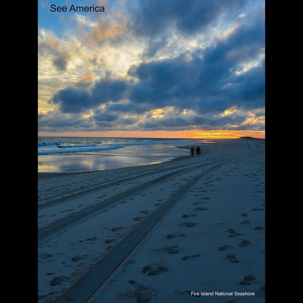 Fire Island National Seashore 2 by Mac Titmus for See America - 3