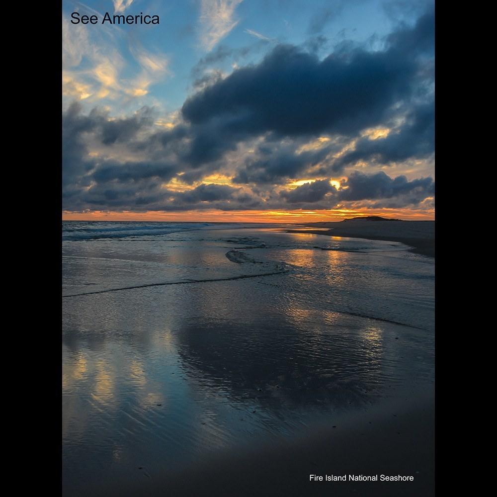Fire Island National Seashore 3 by Mac Titmus for See America - 3