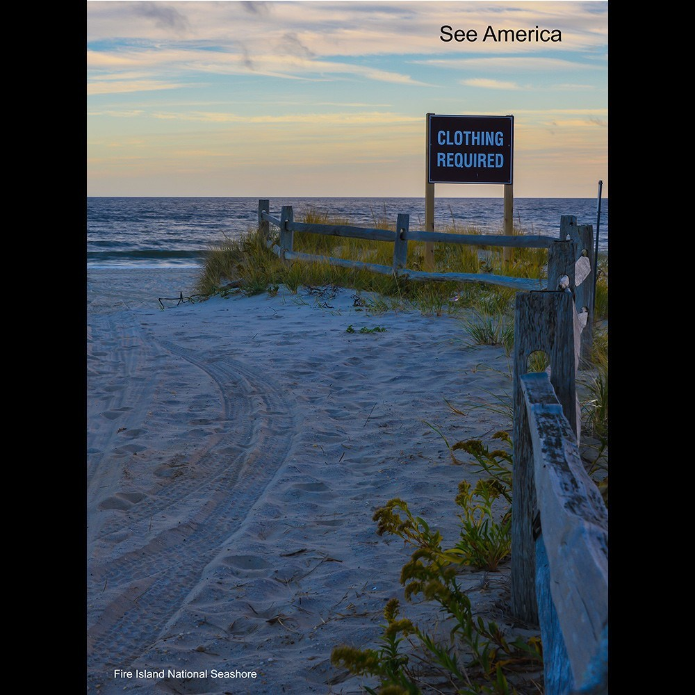 Fire Island National Seashore by Mac Titmus for See America - 3