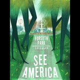 Forsyth Park by Sawsan Chalabi for See America - 3