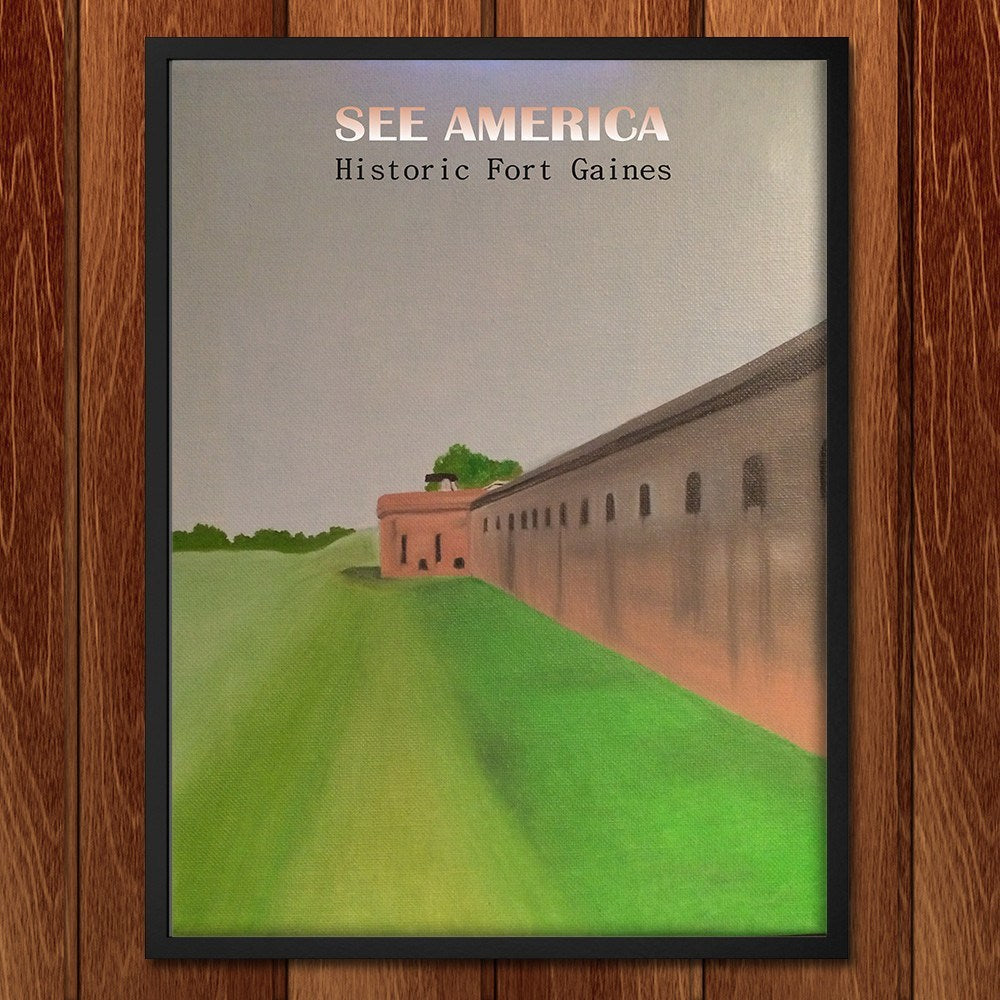 Fort Gaines Historic Site by Bryan Bromstrup for See America - 2