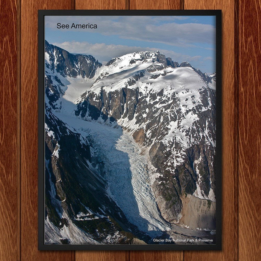 Glacier Bay National Park and Preserve by Mac Titmus for See America - 2