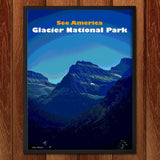 Glacier National Park by Colin Wheeler for See America - 2