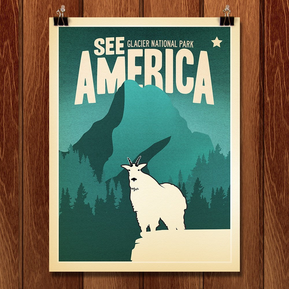 Glacier National Park by Matt Brass for See America - 1