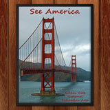Golden Gate National Recreation Area by Anthony Chiffolo for See America - 2