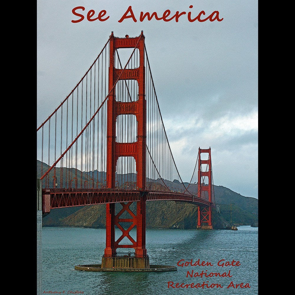 Golden Gate National Recreation Area by Anthony Chiffolo for See America - 3