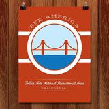Golden Gate National Recreation Area by Brandon Kish for See America - 1