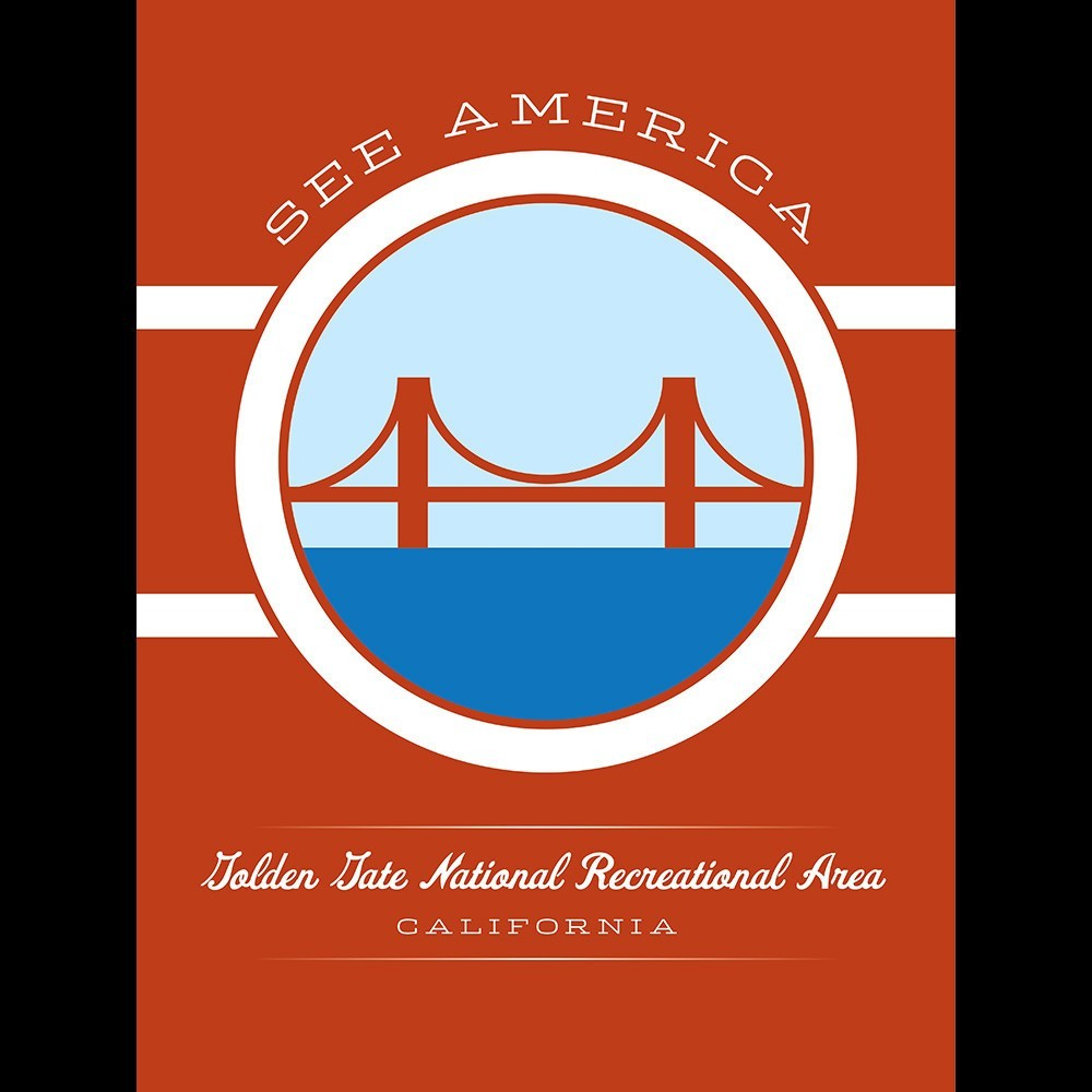 Golden Gate National Recreation Area by Brandon Kish for See America - 3