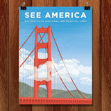 Golden Gate National Recreation Area by David Hays for See America - 1