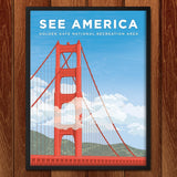 Golden Gate National Recreation Area by David Hays for See America - 2