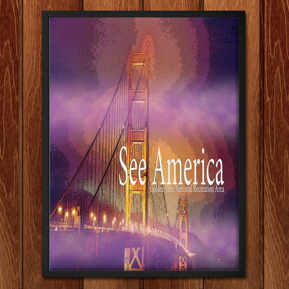 Golden Gate National Recreation Area by Sierranne for See America - 2