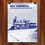 Golden Spike National Historic Site by Zachary Bolick for See America - 1
