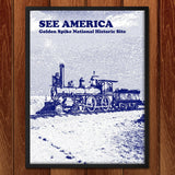 Golden Spike National Historic Site by Zachary Bolick for See America - 2