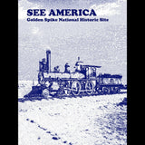 Golden Spike National Historic Site by Zachary Bolick for See America - 3