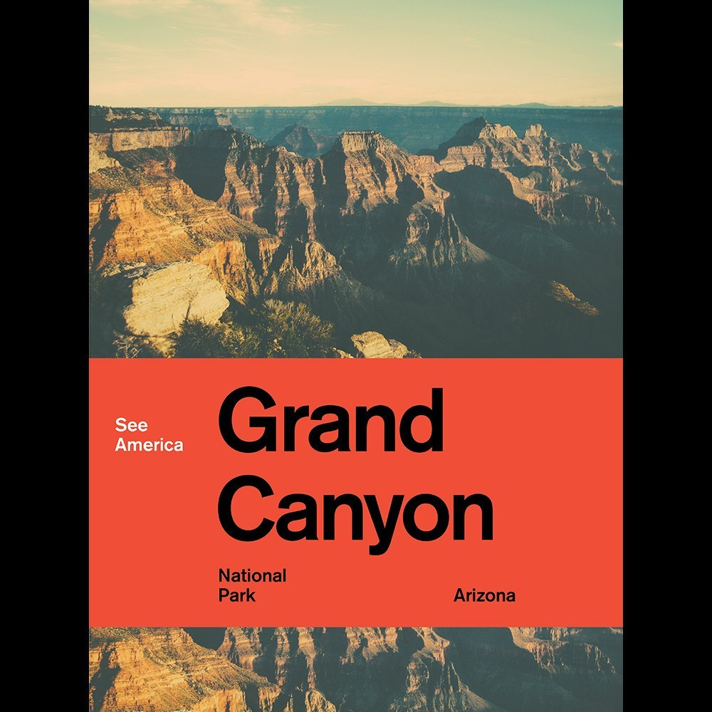 Grand Canyon National Park 2 by Brandon Kish for See America - 3