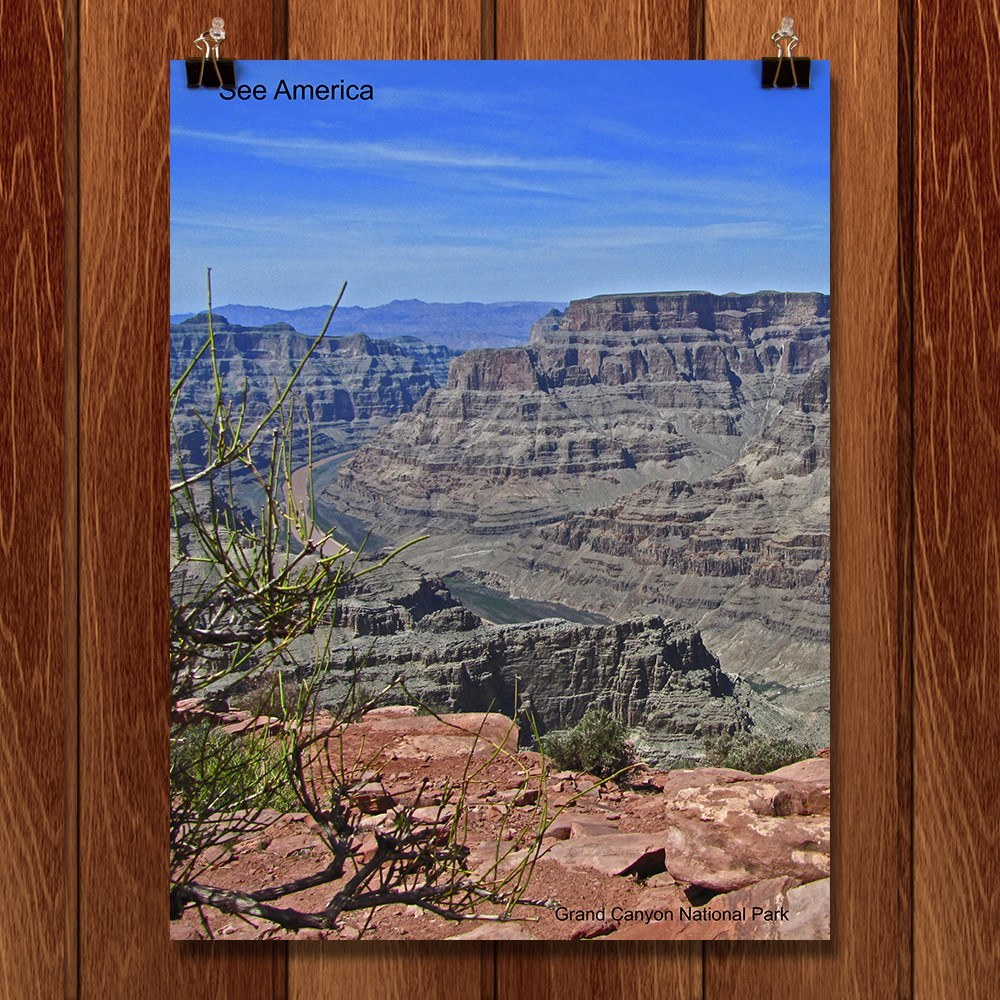 Grand Canyon National Park 2 by Mac Titmus for See America - 1