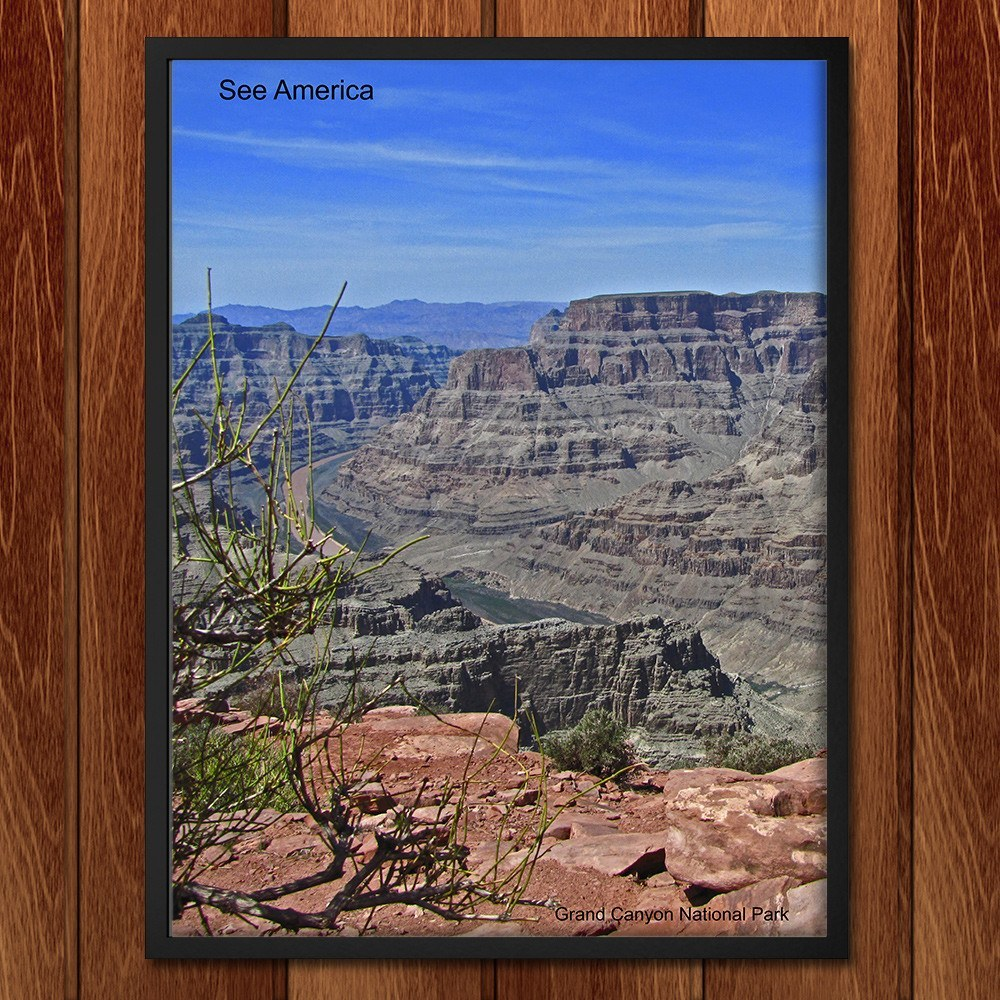 Grand Canyon National Park 2 by Mac Titmus for See America - 2
