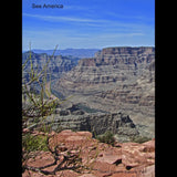 Grand Canyon National Park 2 by Mac Titmus for See America - 3