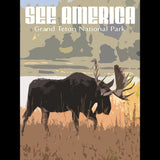 Grand Teton National Park by Bill Vitiello for See America - 3
