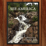 Great Falls National Park by Marcia Brandes for See America - 2