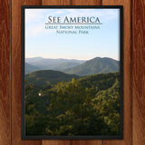 Great Smoky Mountains National Park by D.G. Thompson for See America - 2