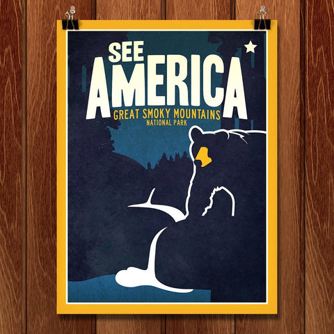Great Smoky Mountains National Park by Matt Brass for See America - 1