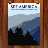 Great Smoky Mountains National Park by Zack Frank for See America - 1