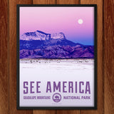 Guadalupe Mountains National Park by Aaron Bates for See America - 2