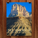 Guadalupe Mountains National Park by Zack Frank for See America - 1