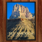 Guadalupe Mountains National Park by Zack Frank for See America - 2