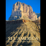 Guadalupe Mountains National Park by Zack Frank for See America - 3