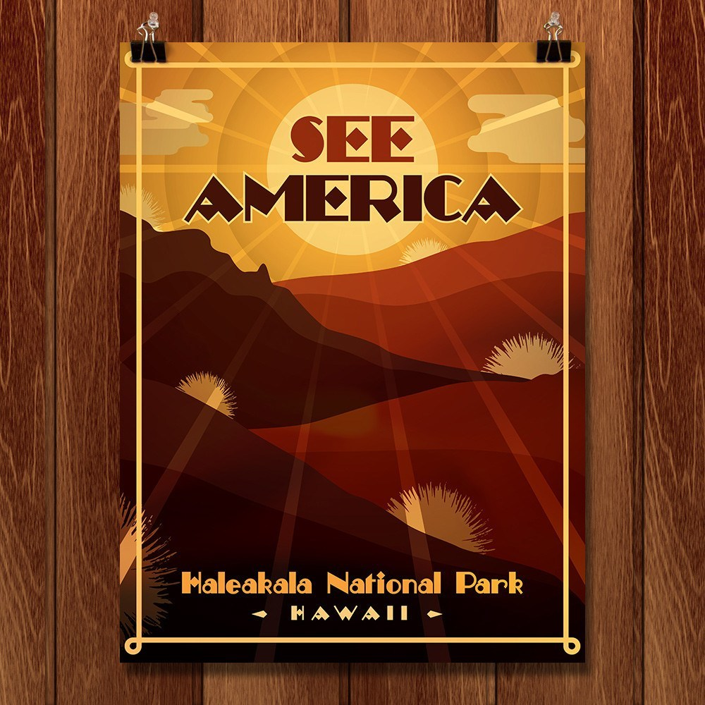 Haleakalā National Park by Roberlan Borges for See America - 1